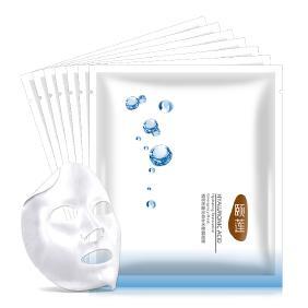 ag电子游艺 应急补水修复面膜贴7片 补水面贴膜保湿面膜滋润 玻尿酸面膜
